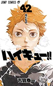 Haikyu!! Les AS du Volley Edition simple Tome 42
