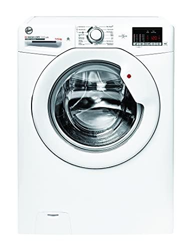Hoover H-WASH 300 LITE HLW3DQ4752DE-84 Waschtrockner/Waschen 7 kg/Trocknen 5 kg/Smarte Bedienung mit NFC-Technologie