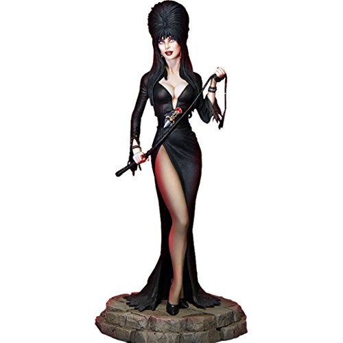 Tweeter Head Elvira, Mistress of The Dark Maquette Action Figure