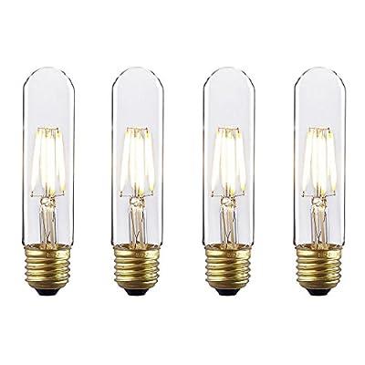 Kiven tubular dimmable led light bulb