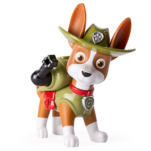 Paw Patrol Action Pack Pup and Badge [Tracker]