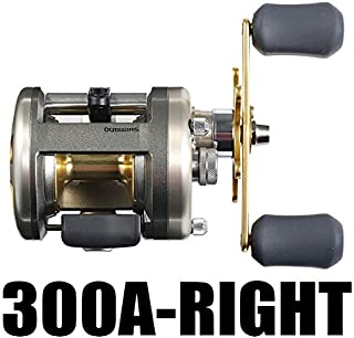 Hronyenorts New Cardiff 200A 201A 300A 301A 400A 401A Baitcasting Fishing Reel 4+1BB 5.8:1 Saltwater TROLLING Drum Fishing Reel