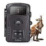 Sollona Caméra de Chasse 12MP 1080P HD 940 nm caméra de Surveillance Infrarouge Low Glow LEDs...