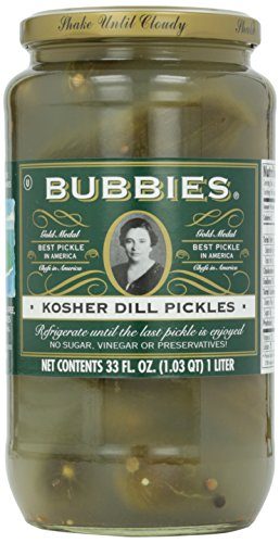 Ogórki Kiszone - Dill Pickles