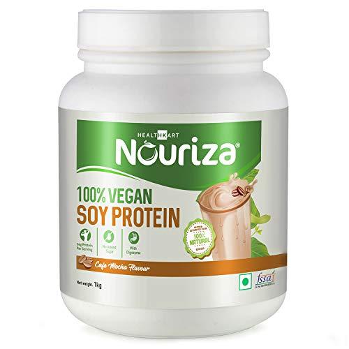 Nouriza 100% Soy Protein 1kg
