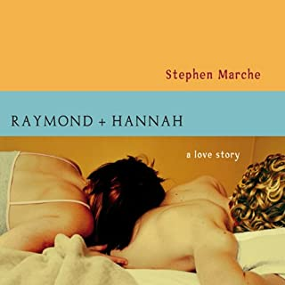 Raymond and Hannah audiobook cover art