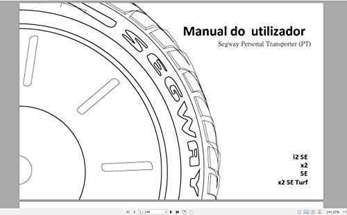 Manual Em Português Do Segway Personal Transporter (Portuguese Edition)