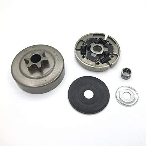 Zylinder /& Kolben Set 48mm für Stihl 036 MS360 Kettensägen 1125 020 1215
