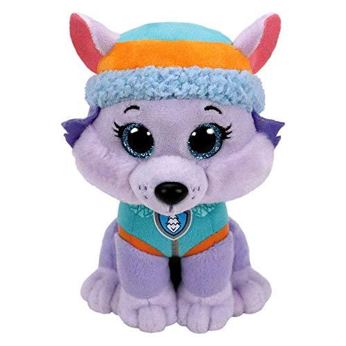PAW PATROL Ojos Brillantes   Cifras selección Felpa   15 cm   Patrulla Canina, Figura:Everest