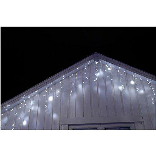 E=M6 5EEX580BC Glaçon 360 LED, Plastique, Blanc