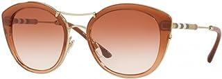 BURBERRY バーバリー No.be4251q-360813 Round Sunglasses ラウンド ブラウングラデーションレンズ サングラス