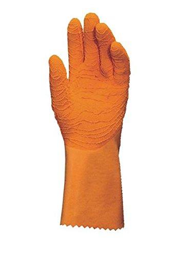 Mapa Professional harpon di 321Guanti protettivi, Orange (confezione da 2pezzi)
