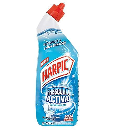 limpiavapor de mano fabricante Harpic