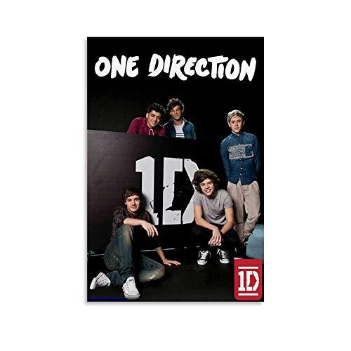 TOUKUI Android One Direction Wallpaper HD Poster pintura decorativa lienzo pared sala de estar póster dormitorio pintura 20x30 pulgadas (50x75 cm)
