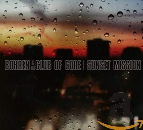 Sunset Mission (Digipak)