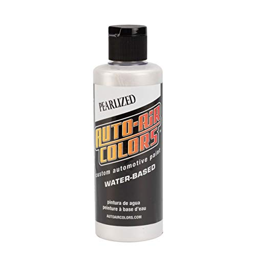 Auto-Air Kleuren 4301-04 Airbrush Paint 4oz Parelmoer Wit