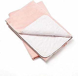 Personal Touch Pack of 4, Platinum Care Pads Moderate Washable Under-Pad Reusable, Pink