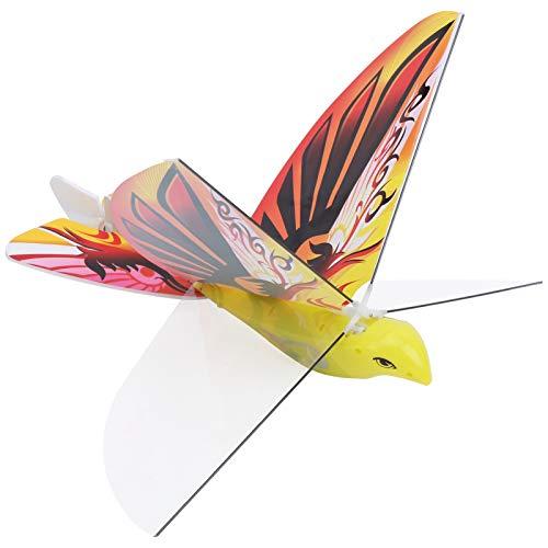 Alomejor Go Go Bird Telecomando Flying Bionic Bird Toy 2.4GHz RC E-Bird Toy per Ragazzi e Ragazze