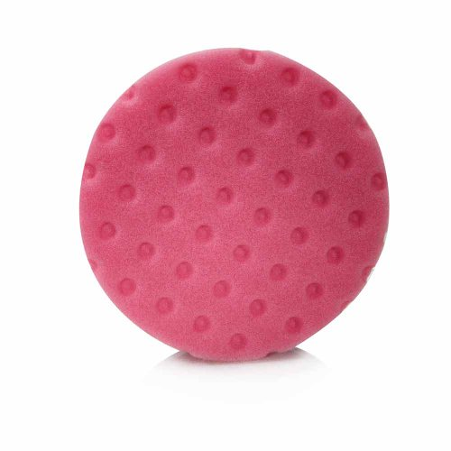 Chemical Guys BUFLC_103_6 Lake Country Heavy Polishing Pad, Pink (6.5 Inch)