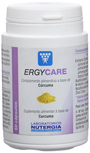 Nutergia Ergycare Complemento Alimenticio - 60 Cápsulas