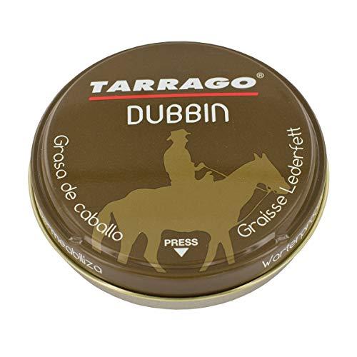 Tarrago | Dubbin 100 ml | Grasa de Caballo Nutritiva para Cuero Liso o Engrasado | Para Zapatos, Textil y Accesorios de Piel Como Bolsos o Marroquinería (Incoloro 00)