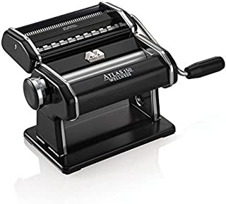 Marcato Atlas 150 Pasta Maker, Black by Marcato