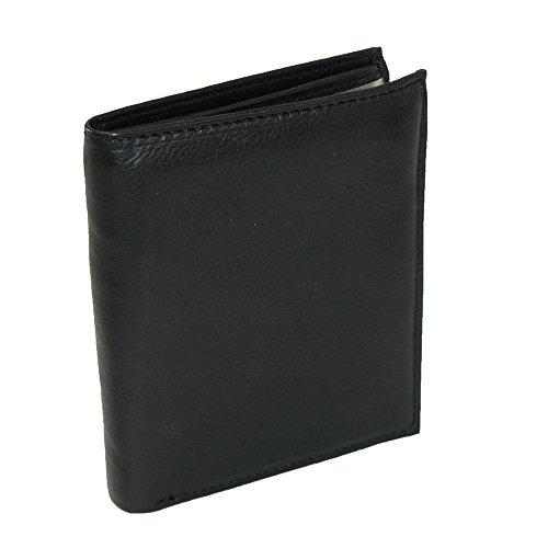 tough wallets Paul & Taylor Men's Leather Large Hipster Wallet