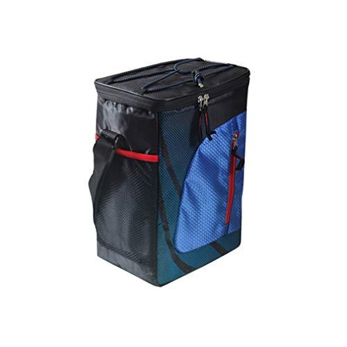 zhbotaolang Sac Fourre Tout Pique Nique - Sacs Thermiques Boîte de Rangement pour Le Déjeuner Camping Plage Voyage (11L)