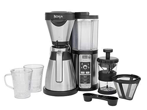 Ninja Cafetera [CF065UK] Auto-iQ Brewer con jarra térmica
