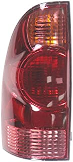 Taillight Taillamp Rear Brake Light Driver Side Left LH for 05-08 Tacoma Truck