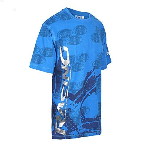 MSE Ford Extreme Rally Rallycross 2936 Maillot pour homme bluet-shirt XL Bleu - Bleu