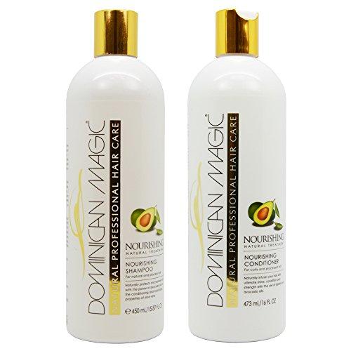 Dominican Magic Nourishing Shampoo & Conditioner Duo Set (16oz DUO)