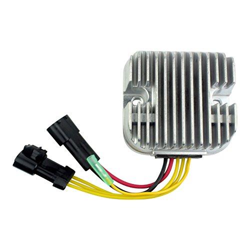 Mosfet Voltage Regulator Rectifier For Polaris RZR 800 Sportsman 800/500 Ranger 500/800 2010 2011 2012 2013 2014 OEM Repl.# 4012748