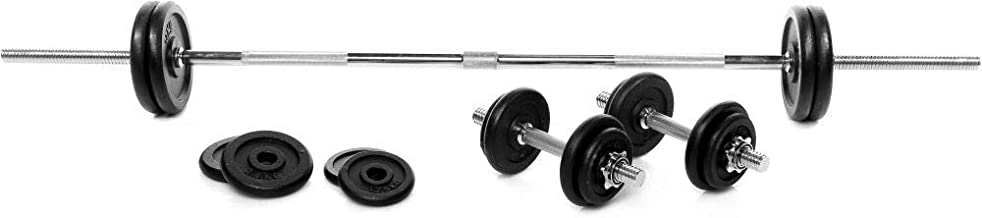 Pro Solid Weight Set, 50kg