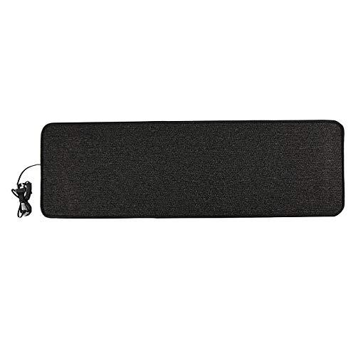 28°C 35x110cm beheizbare Bodenmatte Fußmatte Teppichheizung Heitzmatte