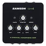Immagine 1 samson qh4 amplificatore per cuffie