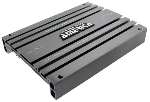 %13 OFF! 2 Channel Car Stereo Amplifier - 5000W High Power 2-Channel Bridgeable Audio Sound Auto Sma...