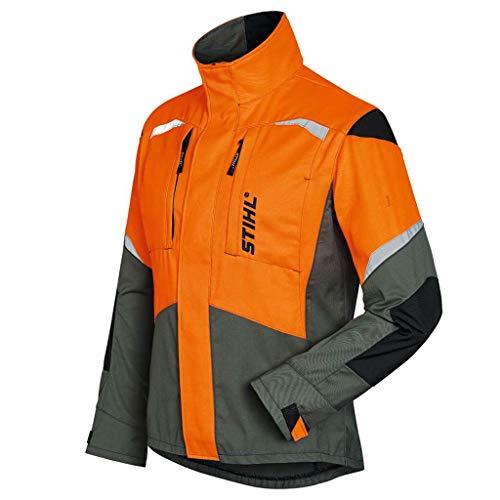 Stihl Jacke FUNKTION ERGO olivgrün/orange/schwarz XL