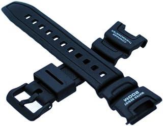 Genuine Casio Replacement Watch Strap 10304195 for Casio Watch SGW-100-1VH