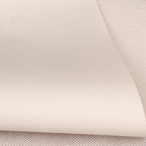 Touguqing Polipiel Tela Cuero Sintético Rectángulo Revestimiento de Cuero sintético Retapizado Tapizado Vinilo Cuero sintético Tejido de Cuero sintético, for Muebles, sofás, sillas, Bolsos