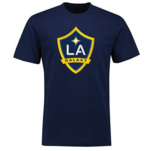 Fanatics LA Galaxy Backer Core T-Shirt dunkelblau, L
