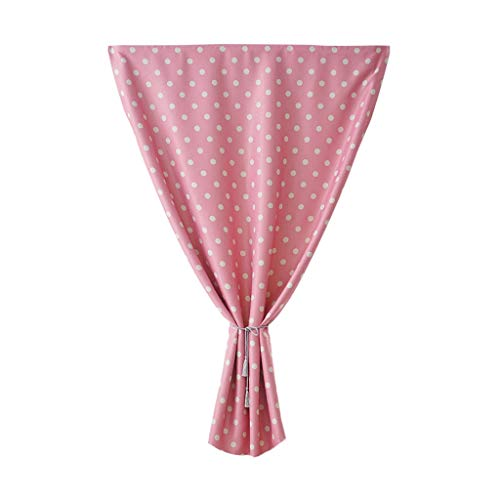 cortinas cortas con velcro
