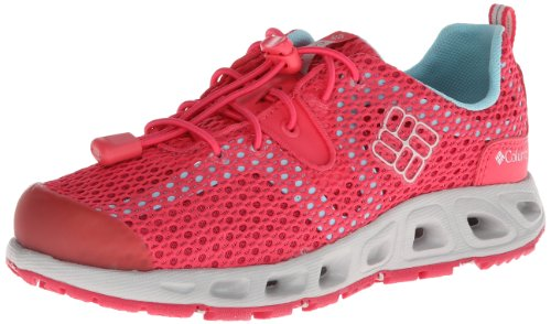 Columbia Youth Drainmaker II, Chaussures de Sport Homme, Rose, 39 EU