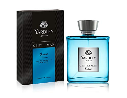 Yardley London Yardley Gentleman Suave Eau De Toilette Spray 100 Ml For Men