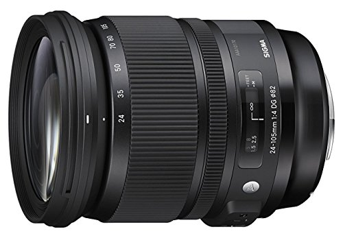 SIGMA 24-105mm F4 DG OS HSM | Art A013 | Canon EFマウント | Full-Size/Large-Format