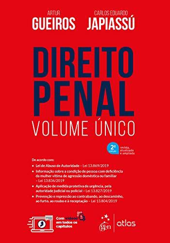 Direito Penal: Vol. Único