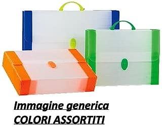 BALMAR 2000Fluo 054904.06Corrugated Plastic Briefcase, 28x 38x 8cm