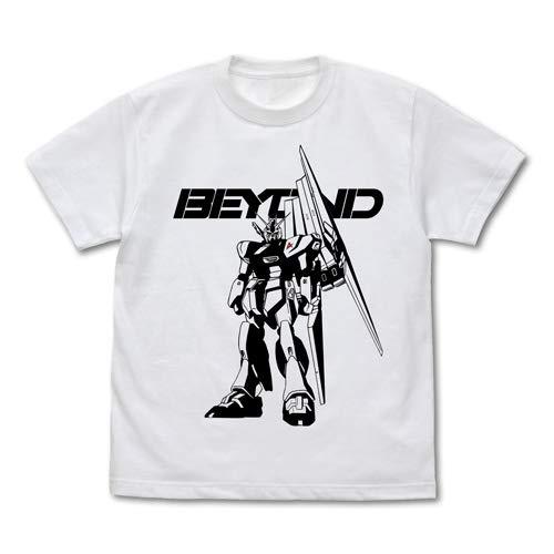 機動戦士ガンダム 逆襲のシャア νガンダムBEYOND Tシャツ ホワイト Mサイズ