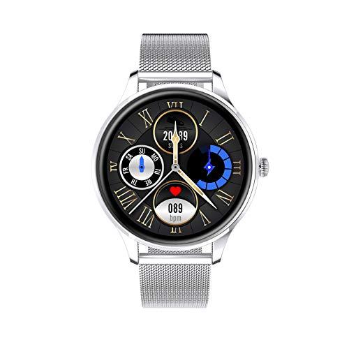 Eastdall Pulsera inteligente Impermeable Reloj deportivo inteligente Rastreador de actividad Reloj inteligente de fitness para hombres Mujeres reloj inteligente