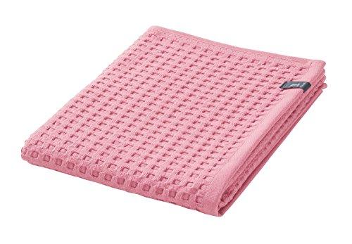 möve Piquée Handtuch 50 x 100 cm aus 100% Baumwolle, rose
